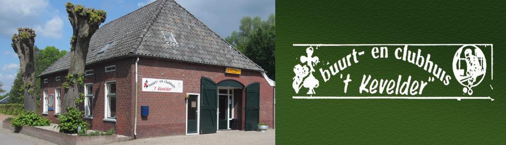 Buurt-en clubhuis 't Kevelder